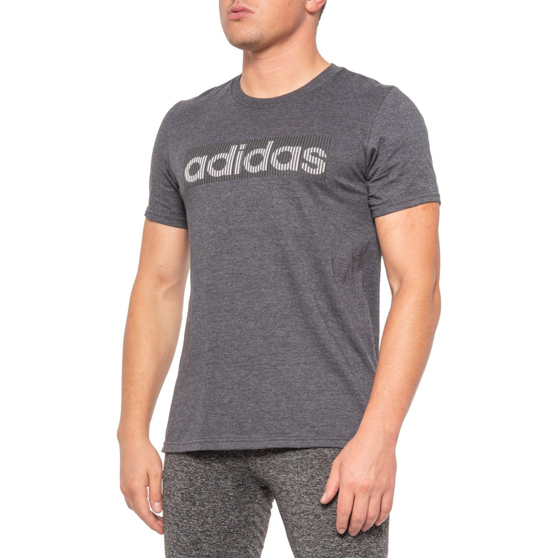 adidas Men's Logo Tees (various) $8, Levi's Stills Graphic Tee $5, More + free shipping