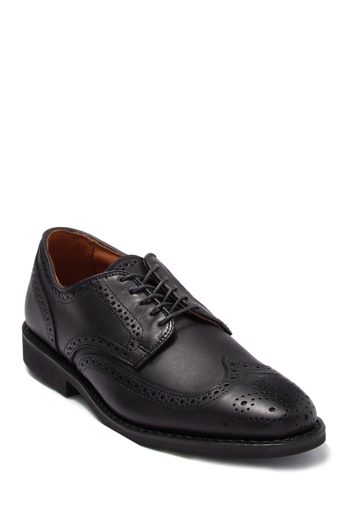 Nordstrom Rack: Extra 40% Off Select Men's Shoes and Apparel: Allen Edmonds Clyde Hill Leather Wingtip Derby (black) $85.49 & More + Free S/H