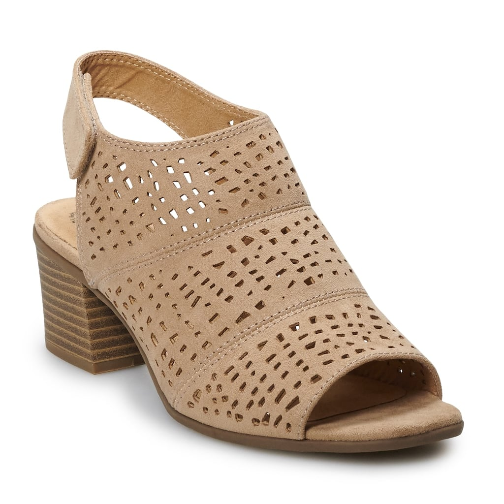 Sonoma Goods for Life Aussie Women's Ankle Boots $12.75, Croft & Barrow Adagio Women's Boat Shoes $12.75, More + free pickup at Kohls