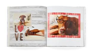 Shutterfly Custom Photo Book: Up to 91 Extra Pages + Up to 40% off Everything + Free S&H on $39+
