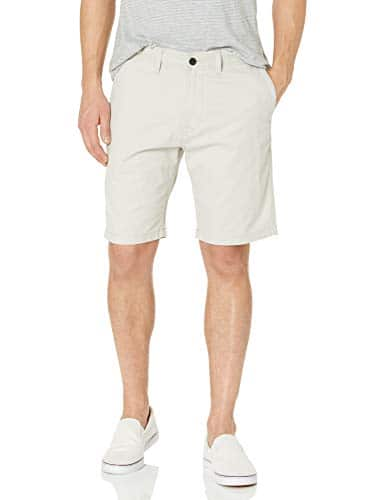 Lucky Brand Men's Flat Front Shorts: Moonstruck $13.36, Raven $15 + free shipping w/ Prime or on orders over $25