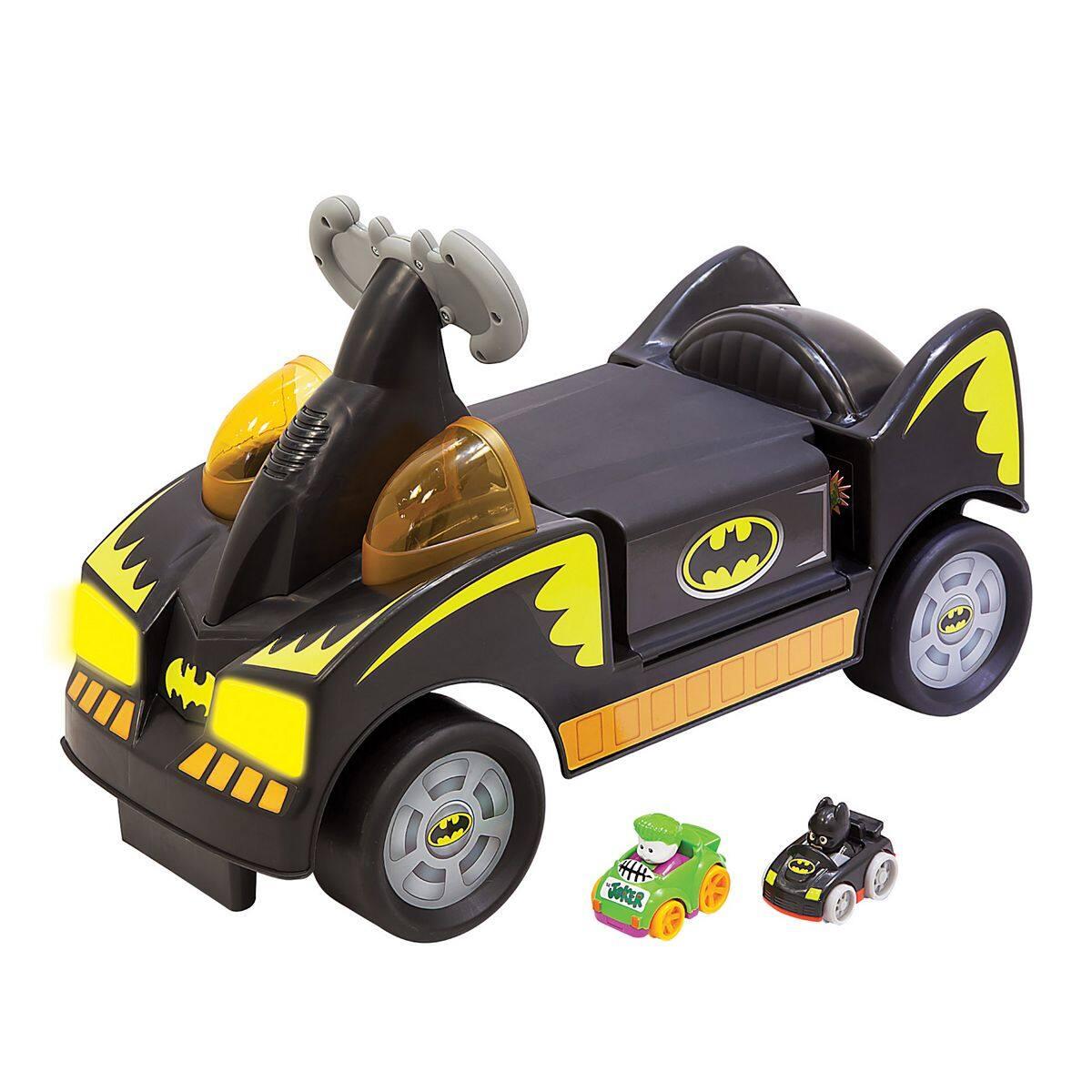 Batman Wheelies Ride-On $20, Little Tikes Easy Score Basketball Hoop Set $20, Step2 Shopping Cart $20, Vtech Stroll & Discover Activity Walker $20, More + free pickup at Kohls