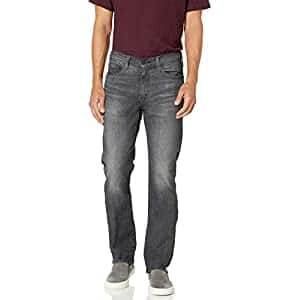 Levi's Men's 514 Straight Jean (Morel Light Mid Overt or Kale) $17 + free shipping w/ Prime or on orders over $25