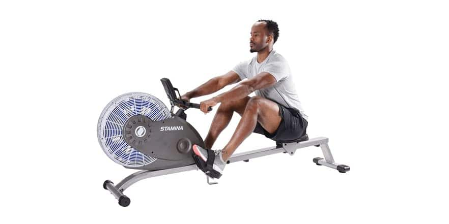 Stamina 35-1406 ATS Air Rower $250 + free shipping w prime