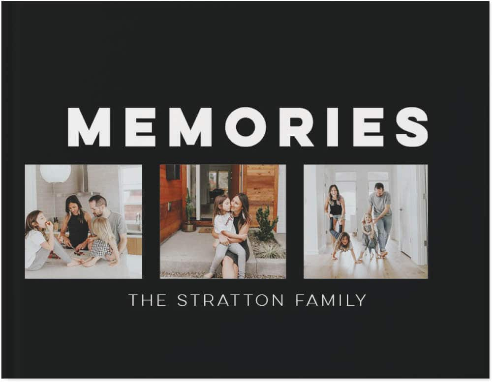 Shutterfly Custom Photo Book: Up to 91 Extra Pages + Up to 50% off Everything + Free S&H on $59+