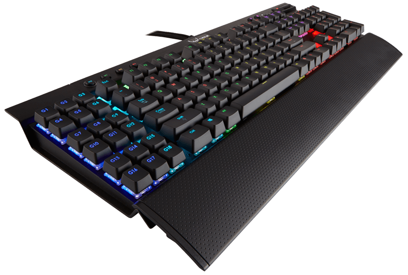 Corsair K95 RGB Mechanical Keyboard - Cherry MX Brown Refurb $99+ship (corsair.com)