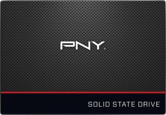PNY - CS1311 240GB Internal SATA III Solid State Drive $55.99 + tax - BestBuy & Amazon.