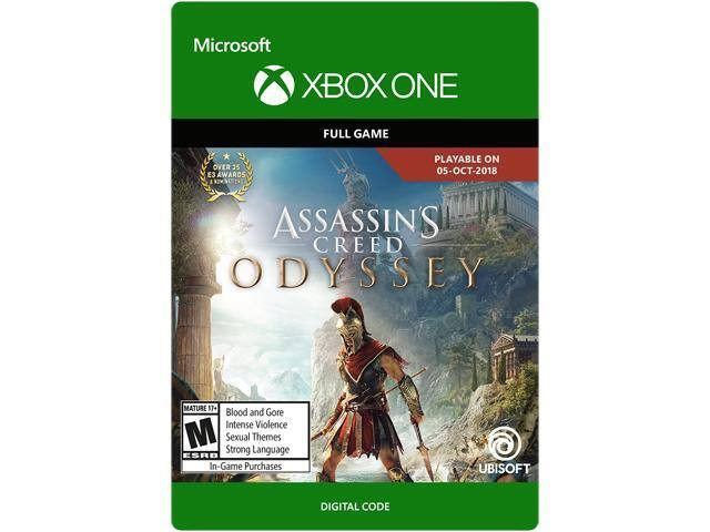 Assassin's Creed Odyssey Gold Edition Xbox One [Digital Code] $89.99