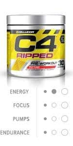 Cellucor C4  - 30 Servings - Amazon Lightning Deal $21.81