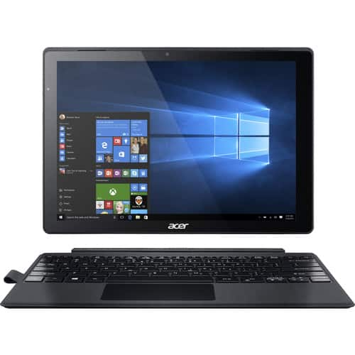Acer Aspire Switch Alpha 12 Multi-Touch 2-in-1 Notebook Laptop Tablet i3-6100U 4GB $399