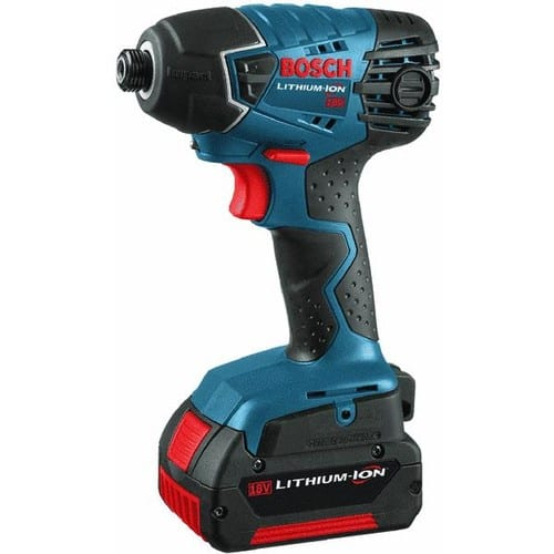 Bosch 18V Lithium-Ion Cordless Impact Driver Kit $119 @ Lowes
