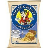 Pirate's Booty, Aged White Cheddar, 4-Ounce Bags (Packaging May Vary) (Pack of 12) for $  24.16 shipped from Amazon with Prime