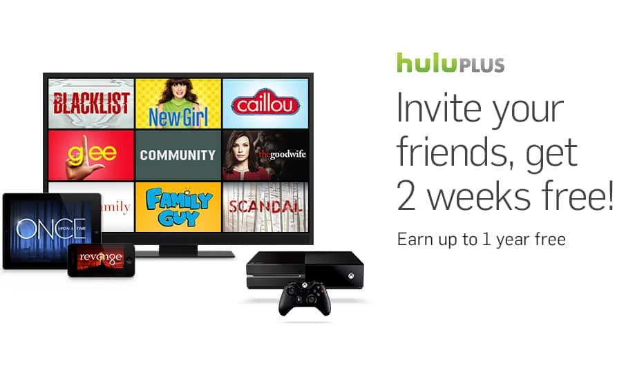 Two Free Months or more of Hulu Plus (available to new and possibly existing subscribers YMMV)