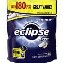 Eclipse Gum, Winterfrost, 180 Count for $5.98 with Amazon Prime