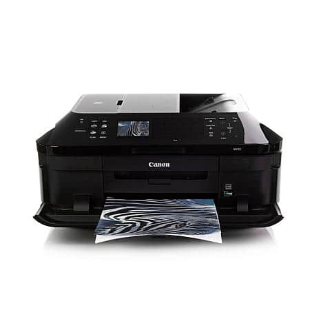 Canon PIXMA MX922 Wireless All-in-One Photo Printer, Copier, Scanner and Fax with Software and Photo Paper Bundles for $59.95 or less (likely $49.95) from HSN w/FlexPay if needed