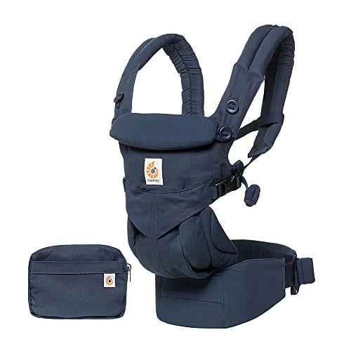 Ergobaby OMNI 360 All-in-One Ergonomic Baby Carrier (Blue or Green) - $126 + Free S&H