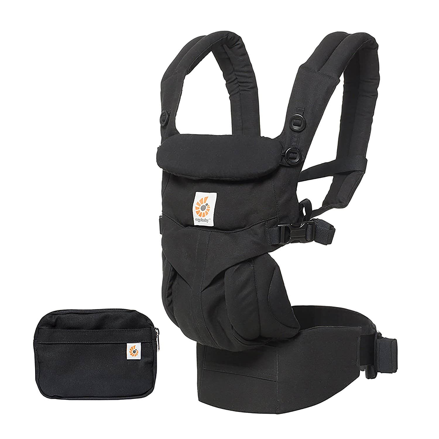 Ergobaby OMNI 360 All-in-One Ergonomic Baby Carrier (Black) - $126 + Free S&H