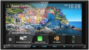 Kenwood DDX9906XR receiver (refurb) $500