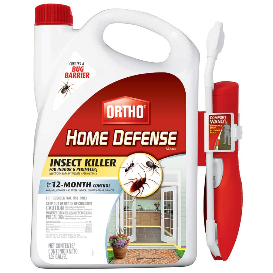 YMMV - Lowe's - ORTHO Home Defense Max 1.33-Gallon Insect Killer - $0.99 with free refill