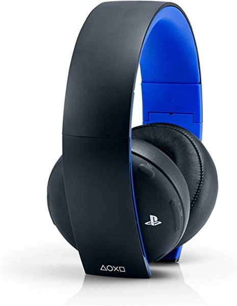 Sony PlayStation Gold Wireless Headset $59.99 Prime Day
