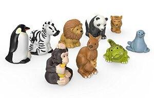 Fisher-Price Little People Zoo Animal Friends (9 pack) $12.54