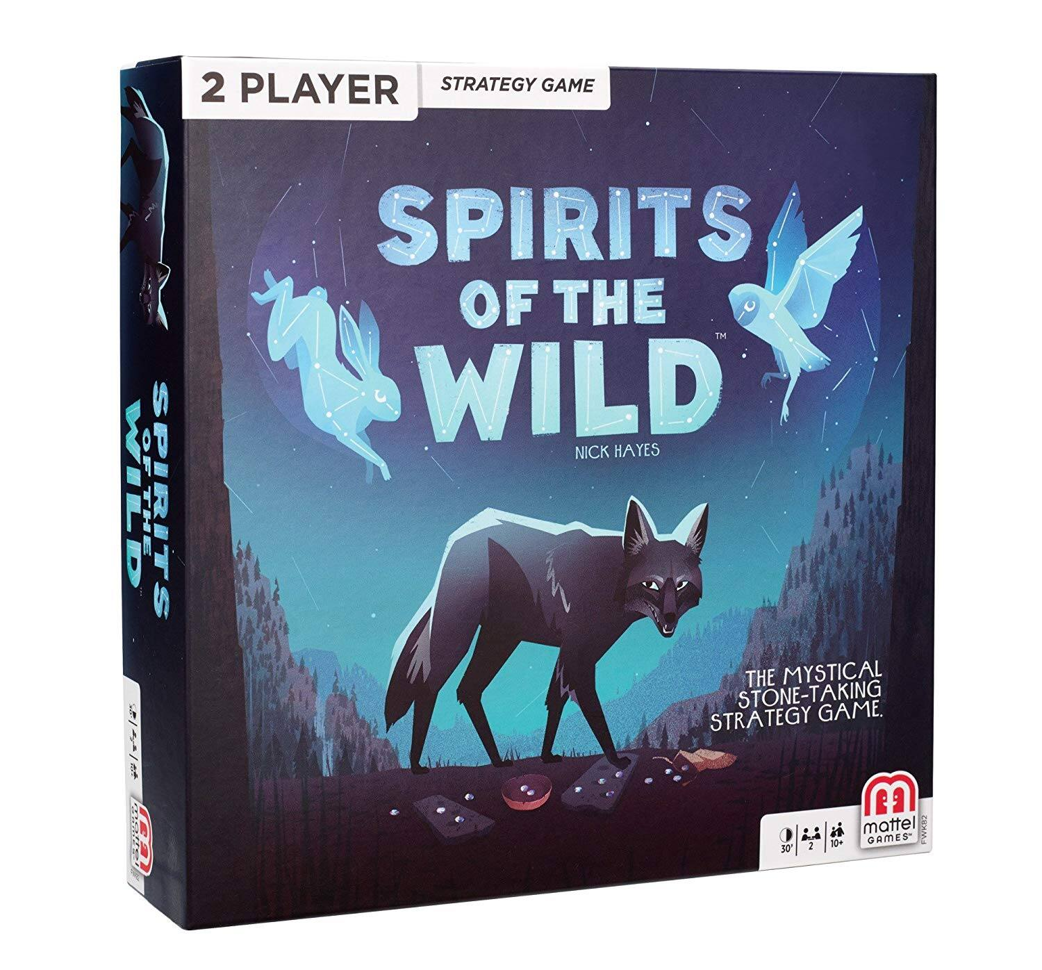 Spirits Of The Wild Board Game - $7.24
