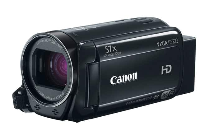 Canon VIXIA HF R72 1080p Camcorder Refurbished with Free Shipping. $137.99