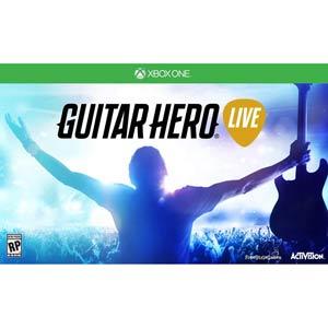 Guitar Hero Live Bundle - Xbox One $19.99