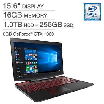 Lenovo Legion Y720 Gaming Laptop - Intel Core i7, 16gb ram