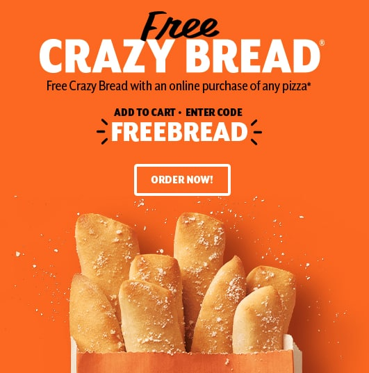 little caesars crazy bread coupon may 2019