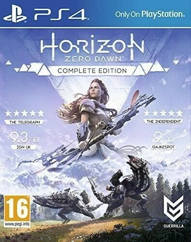 Horizon Zero Dawn Complete Edition $15 at eBay