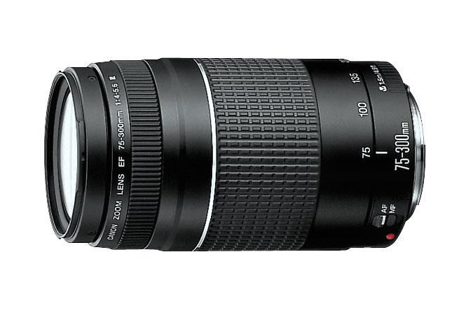 Canon EF 75-300mm f/4-5.6 III Refurbished---$69.99