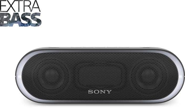 Sony SRS-XB20 Bluetooth Speaker for $49.99 at Best Buy