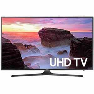 """Samsung 55"""" Class MU6300 Series 4K UHD TV @Frys IN STORE ONLY w/ Email code $459"""