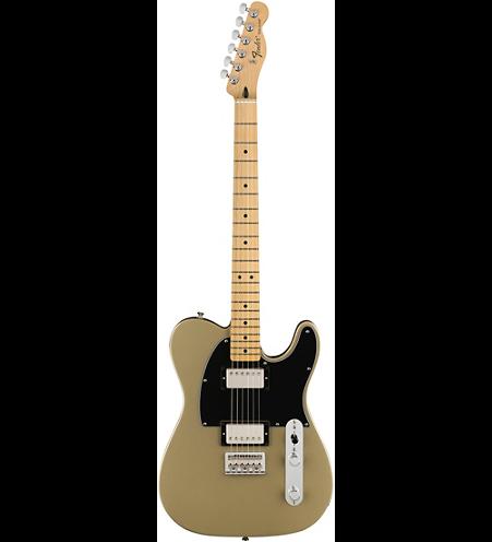 Fender Standard Telecaster HH Limited Edition Electric Guitar Shoreline Gold $500