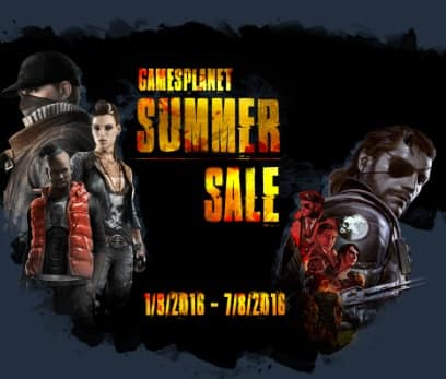 GamesPlanet PCDD Summer Sale (Day 6 Added): XCOM 2, Dragon Ball Xenoverse, PES 2016, Assassin's Creed Games, Alien: Isolation, DOOM, BioShock Infinite, and much more