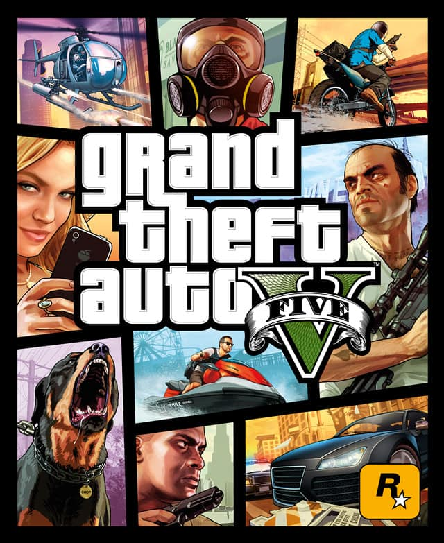 Grand Theft Auto V (PC Digital Download) for $23.95