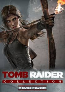 Tomb Raider Collection - 11 Games (PC Digital Download) for $30.85 at GamesPlanet
