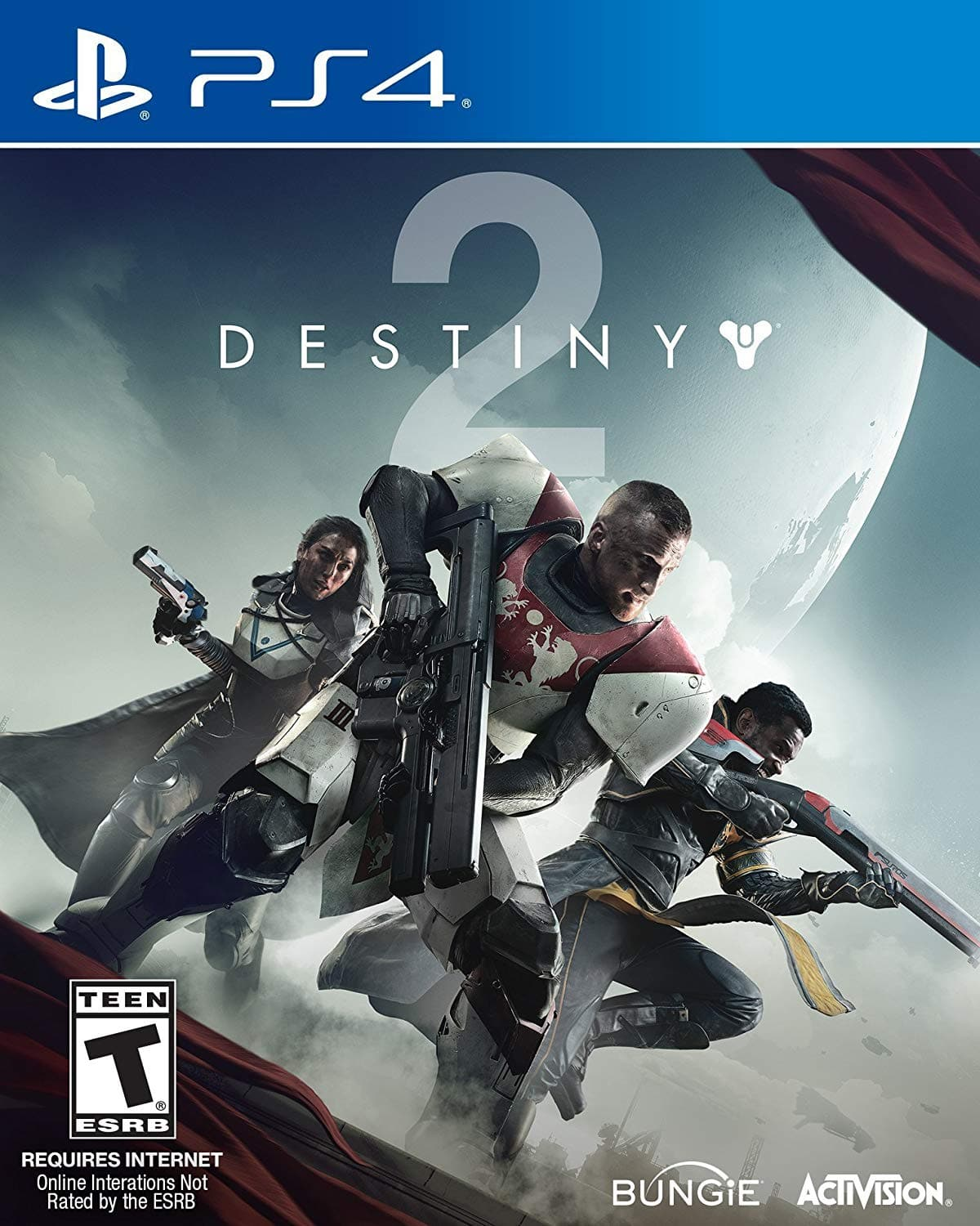 Destiny 2 (PS4) - $4.97 at Amazon (Add-on-item)