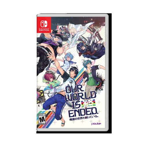Our World is Ended (Switch) $20