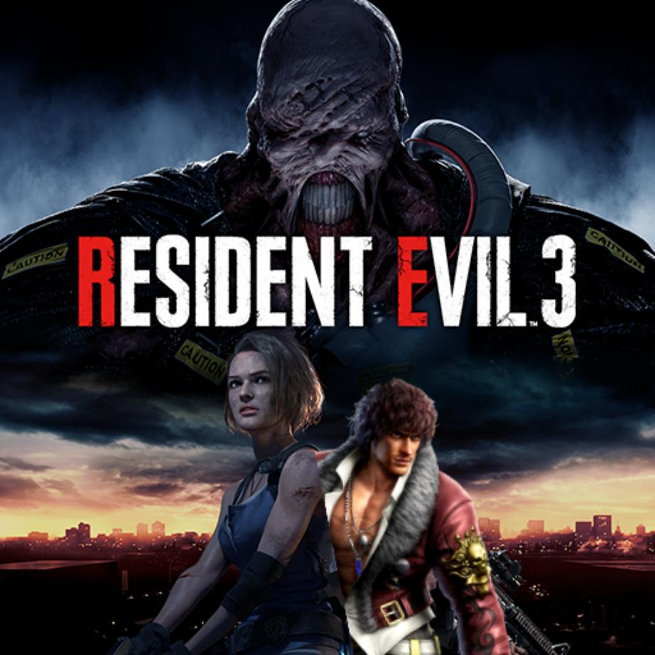 GamesPlanet PC Digital Sale - Resident Evil 3 $15, DOOM 3 $1.25 and much more