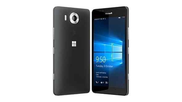 Microsoft Lumia 950 - $250 after education discount and trade-in deal