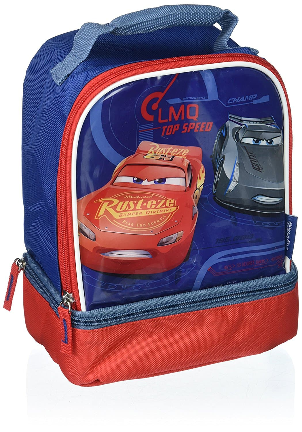 Amazon Warehouse Deals: Thermos Dual Compartment Lunch Kit, Cars 3 Tow Mater only $2.74