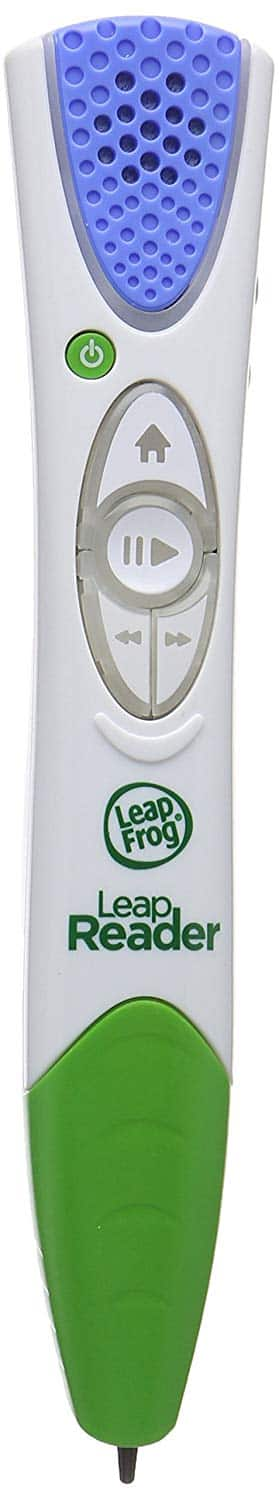 LeapFrog LeapReader Reading and Writing System, Green $17.99 free shipping with $25 order