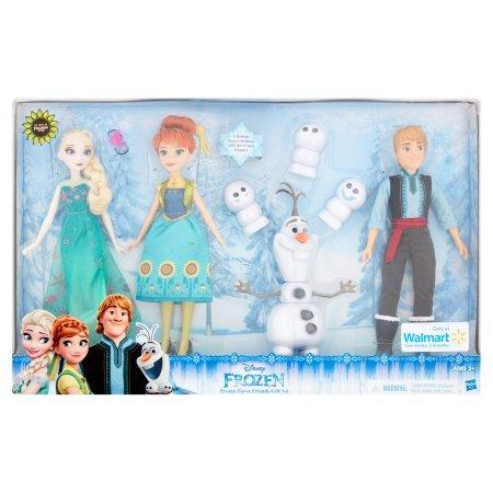 Disney Frozen Fever Friends Gift Set  $19.97