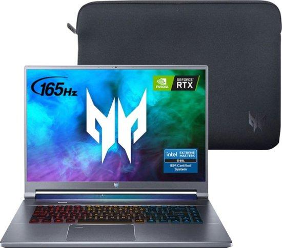 """Acer Predator Triton 500 SE 16"""" QHD+ 165Hz Laptop – Intel 11th Gen i7 – RTX 3060 (110w) - 16GB DDR4 – 512GB SSD $1549.99"""