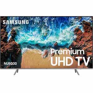 Frys: Samsung UN82NU8000FXZA $1399 or UN75NU8000FXZA $1199 w/ Sunday Promo Code; In store only