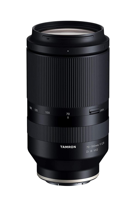 Tamron 70-180mm F/2.8 Di III VXD for Sony FE $1040 (= 1,200 - 160) $1039.95