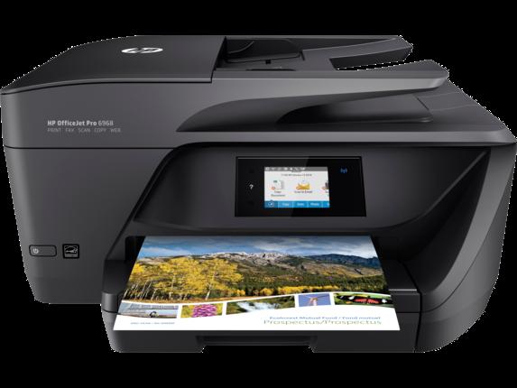 HP OfficeJet Pro 6968 $19.46 Clearance @ Staples B&M YMMV