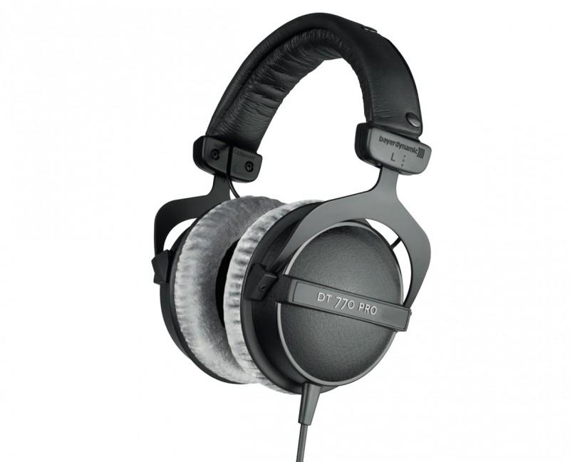 Beyerdynamic DT-770 Pro 250 Ohm or 80 ohm Headphones FS for $129.99 @ ProAudioStar